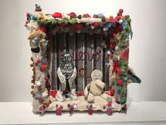 11 Artists Using Embroidery in Radical Ways - Artsy Elsa, Textile Artists, Needle And Thread, School Projects, Fiber Art, Pop Culture, Identity, Artsy, Textiles