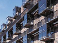 Blockrandbebauung in Rotterdam, KCAP Mehr