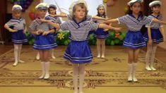 """Танец """"Кораблик детства"""" (Видео Валерии Вержаковой) Preschool Music, Sports Day, Tiny Dancer, Homeschool, Ballet, Costumes, Creative, Kids, Fashion"""