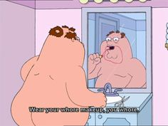 going crazy over family guy! Peter Griffin Meme, Family Guy Meme, Cleveland Show, Find Memes, Movie Lines, Adult Cartoons, Cartoon Memes, I Laughed, Laughter