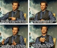 Thor: The Dark World | Chris Hemsworth Interview