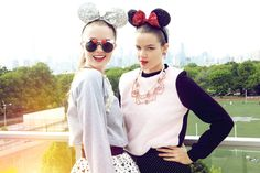 Vogue Mexico septiembre 2013 Puntadas de Genio disenadores mexicanos Mercura red & white balloon sunglasses