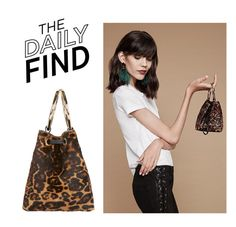 """""""Daily Find: Maison Boinet Bag"""" by polyvore-editorial ❤ liked on Polyvore featuring Intermix and DailyFind"""