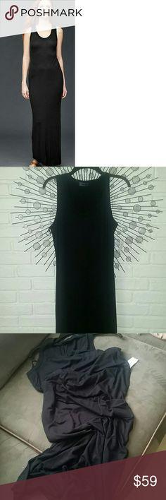 Gap maxi dress Side slit. Size medium TALL. GAP Dresses Maxi
