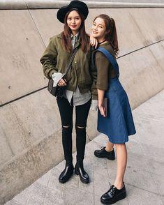 이재두 Street Fashion, Korea(Seoul) | JDIN KOREA @jdinkoreasince2012 #SeoulFashionWeek | in Asian style | @printedlove