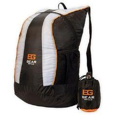 b62b5195485 Amazon.com   Bear Grylls Ultralight Day Pack (20L)   Hiking Daypacks    Sports   Outdoors