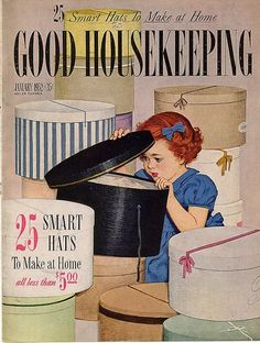 Vintage Revista Good Housekeeping