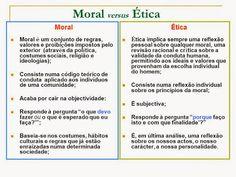 Valentina Floripes. Passeando pelo Histórico, Leis e Direitos.: ética e moral?