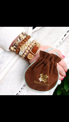 Love this fall stack of Rustic Cuffs!!