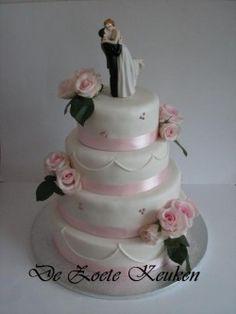 - De Zoete Keuken Westland bruidstaarten cupcakes taart workshops Westland Den Haag Delft