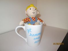 WORKING MAN MUG adult novelty cup gag gift for by badjamminmammie