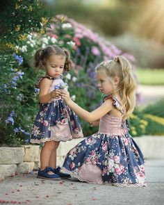 These wonderful dreses are made to compliment and style perfectly with DollCake Secret Garden fashion Little Girl Dresses, Girls Dresses, Flower Girl Dresses, Summer Dresses, I Dress, Baby Dress, Toddler Fashion, Kids Fashion, Dollcake Dresses