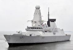 Picture of the HMS Dauntless (D33)