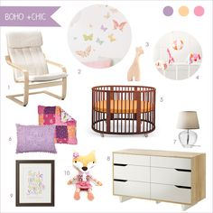 ... ♥ Designs by Nina: Nina Designs decora la habitación de tu bebé! Nina Designs decorates your baby's room!
