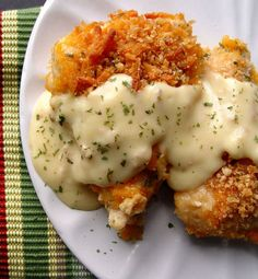 17. Crispy Cheddar Chicken | Community Post: 19 Chicken Recipes For Even The Pickiest Eater