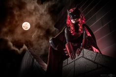 Batwoman from Batman by Khainsaw | ACParadise.com