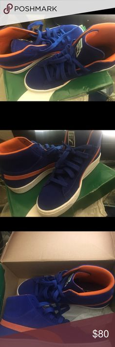 d360f72354d4 Shop Men s Puma size 7 Sneakers at a discounted price at Poshmark.  Description  Worn Once still has box brand new.
