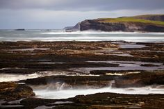 Cliffs of Kilkee, County Clare | 33 Places In Ireland You Won't Believe Are Real www.wallacetravelgroup.com