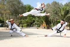 Learn the Korean martial art of Tang Soo Do @ www.greatmalta.com