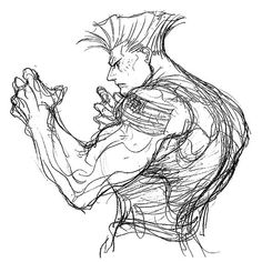 guile concept art - Google Search