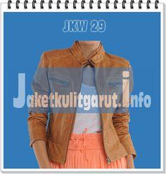 Jaket Kulit Wanita JKW 29