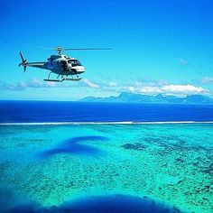 """nice Bora Bora on Instagram: """"See the most beautiful island in the world from a private helicopter tour.  #BoraBora #tahiti"""""""