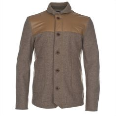 Paul Smith Jackets - Aran Donkey Jacket