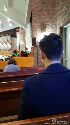 Siwon in church 🙏👍🏼 Super Junior, Real Love, My Love, Choi Siwon, Baby Daddy, Asian Boys, Boyfriend Material, Handsome, Dating