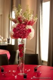 modern tall flower arrangements - Google Search