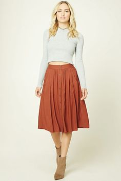 Cupro Skirt - Groovy by VIDA VIDA Where To Buy Cheap Real Cheap Fake For Sale Sale Online 9jBVM65js8