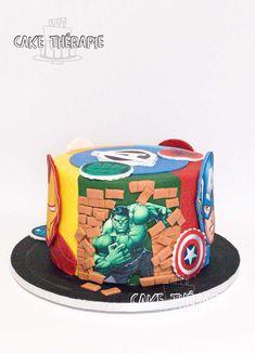 Buttercream Filling, Swiss Meringue Buttercream, Custom Cakes, Hulk, Amazing Cakes, Christening, Cupcake Cakes, Birthdays, Birthday Cake