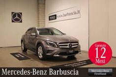 Mercedes-Benz Classe GLA 180d Aut. Sport Garanzia #Firsthand 12 Mesi ALIMENTAZIONE diesel IMMATRICOLAZIONE 05/2015 CILINDRATA 1461 cc KM 97.883 Scopri maggiori dettagli  http://bit.ly/2FidjpY  VISIBILE PRESSO LA FILIALE DI MOZZAGROGNA
