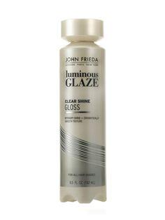 John Frieda Clear Shine Luminous Glaze