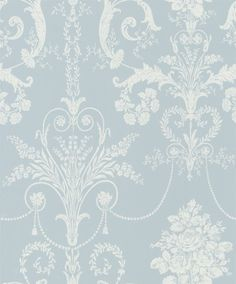 Laura Ashley Wallpapers Josette