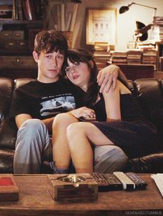 Joseph Gordon-Levitt//JGL//Zooey Deschanel//500 Days of Summer