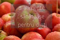 #alimente #sanatoase #dinti #sanatatesinatura Vezi care sunt cele 8 alimente sanatoare pentur dintii tai Food, Meal, Eten, Meals