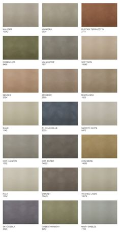 Www Colorshopping Dk Files Jotun Lady Minerals Wall Paint Colors, Paint Colors For Home, House Colors, Jotun Lady, Modern Farmhouse Kitchens, Living Room Colors, Modern Kitchen Design, Colorful Interiors, Color Inspiration