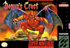 Demon's Crest (aka Gargoyle's Quest III)
