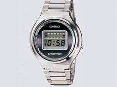 Casio Watches : The Affordable Brand You Should Pay More Attention To Affordable Automatic Watches, Cool Watches, Watches For Men, Mens Designer Watches, Android Watch, Popular Watches, Vintage Watches, Casio Watch, Luxury Watches