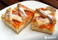 Hungarian Cuisine, Food Hacks, French Toast, Good Food, Food And Drink, Pie, Sweets, Cookies, Breakfast