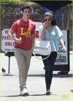 Selena Gomez & David Henrie: 'Wizards of Waverly Place' Lunch Reunion!