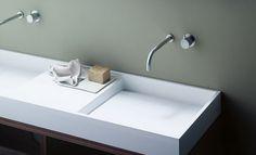 Vasque à poser / rectangulaire UOMO Burg