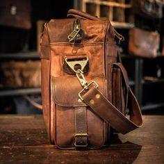 02c620098888 Everett Vintage Leather Pilot Bag Vintage Leather