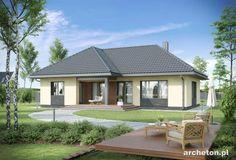 Projekt+domu+Tymon+-+atrakcyjny+dom+parterowy,+na+planie+litery+T,+z+garażem+na+dwa+samochody+ceramika+-+Archeton.pl