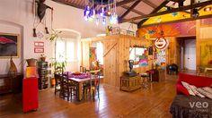 Santa Paula loft - charming, fun, eclectic decor and rustic design.
