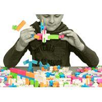 LUCO BRICKS nieuw in onze webshop. Bouwen met blokken als constructiemateriaal wat creativiteit aanmoedigt.