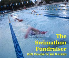There are BIG FUNDS to be raised with a Swimathon (Pledge) Fundraiser! Find out how: www.rewarding-fundraising-ideas.com/swimathon.html  (Photo by Seth Goddard / Flickr)