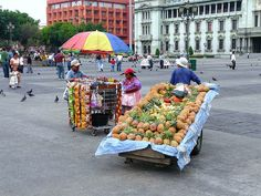 Guatemala City | fruits
