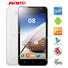 """JIAKE F1W 5.0"""" FWVGA MTK6572 Dual Core Android 4.2.2 3G Phone http://www.tinydeal.com/jiake-f1w-50-fwvga-mtk6572-dual-core-android-422-3g-phone-p-131114.html"""