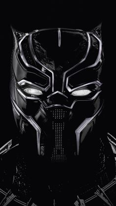 Downaload Black panther, black mask, artwork wallpaper for screen Samsung Galaxy mini Neo, Alpha, Sony Xperia Compact ASUS Zenfone Marvel Films, Marvel Dc Comics, Marvel Heroes, Marvel Characters, Marvel Cinematic, Marvel Avengers, Black Panther King, Black Panther Marvel, Wakanda Marvel